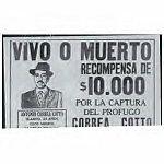 Antonio Correa Cotto (reward poster)