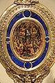 Antonio gentili (attr.), reliquiario farnese, in argento, lapislazuli, cristallo di rocca, smalti, 1550 ca., con restauri del xvii sec. 02.jpg