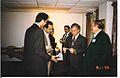 Anwar Yusuf Turani with Congressman.jpg