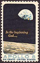 Apollo VIII 1969 Issue-6c