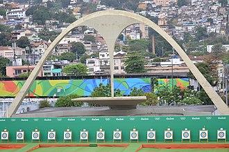 Praça da Apoteose - Image: Apoteose do Tiro com Arco