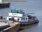 Aquila - ENI 02309873 accessing Zandvlietsluis, Port of Antwerp, pic3.JPG
