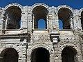 Arènes d'Arles - Arches vues de l'extérieur (4).jpg