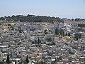 Arabic buildings, Mount of Olives, Jerusalem.jpg