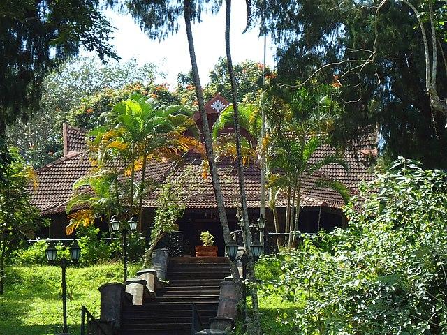 A resort in Thekkady