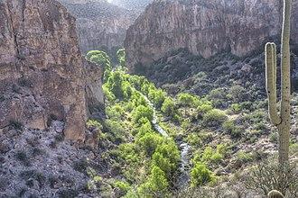 "Aravaipa Canyon Wilderness - ""Aravaipa Canyon Wilderness""."