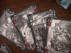 Arcana Playing Cards by Chris Ovdiyenko