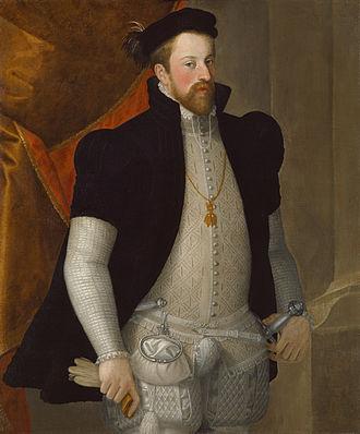 Ferdinand II, Archduke of Austria - Image: Archduke Ferdinand II of Further Austria