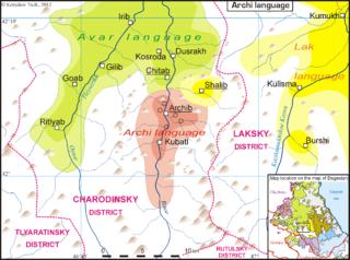 Archi language language