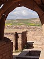 Archway with Zoroastrian Fire Pit - Takht-e Soleiman - Western Iran (7421812208).jpg