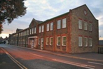 R. E. B. Crompton - Arc Works, Writtle Road, Chelmsford 2007
