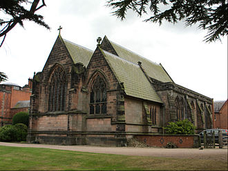 Arley Hall - Chapel