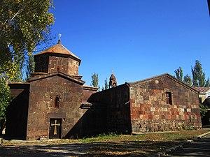 Gavar - Hatsarat Monastery