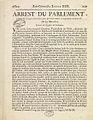 Arrêt du parlement de Paris condamnant à mort François Ravaillac Page 117 - Archives Nationales - AD-148.jpg