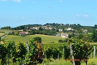 Arrosès - A general view of Arrosès