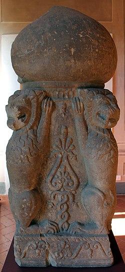Arte etrusca, cippo da settimello, VI sec. ac. 03.JPG
