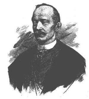 Arthur Vierendeel - Image: Arthur Vierendeel 1852 1940 België
