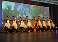 Artistes performing at the inaugural ceremony of the 43rd International Film Festival of India (IFFI-2012), in Panaji, Goa on November 20, 2012.jpg