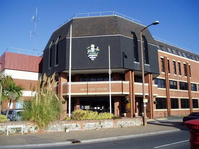 Arun Civic Centre - geograph.org.uk - 608161