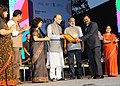 """Arun Jaitley at the Official Closing Ceremony of """"Paryatan Parv – Grand Finale', organised by Mo Tourism in collaboration with other Central Ministries, State Governments and Stakeholders, in New Delhi (1).jpg"""