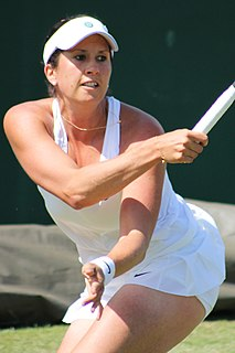 Sofia Arvidsson Swedish tennis player