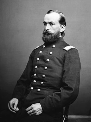 Asa P. Blunt - As a Colonel in 1862