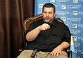 Asaf Bartov in Ukrainian interest news agency 02.jpg