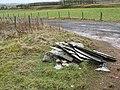 Asbestos - geograph.org.uk - 339259.jpg
