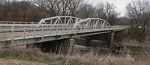 Nebraska Department of Transportation - Ashland Bridge over Salt Creek