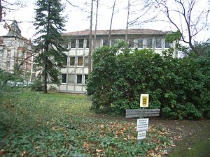 Astronomical Calculation Institute (Heidelberg University) - The Astronomisches Rechen-Institut