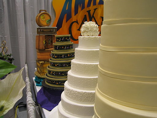 At the Seattle Bridal Show2
