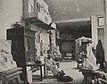 Atelier von Albert Bartholomé in Paris, um 1904.jpg