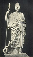 Image result for athena statue