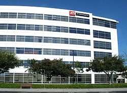 ATI's Silicon Valley office.