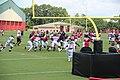 Atlanta Falcons training camp July 2016 IMG 7884.jpg