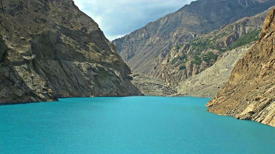 Atabado ežeras