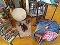 Atuendo y utensilios de trabajo de Diego Rivera.jpg