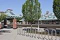 Auburn station canopies and bike racks.jpg