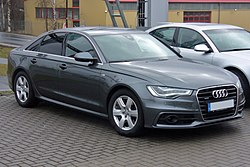 audi a6 wikipedie. Black Bedroom Furniture Sets. Home Design Ideas