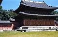 Audienssalen i Keiserhagen - Injeongjeon Hall (1952) (16005040085).jpg