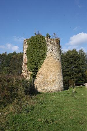 Auflance - The round tower