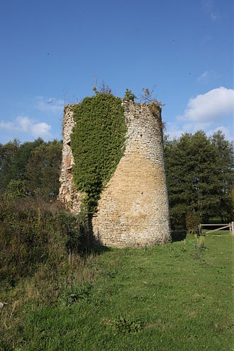 Auflance - The round tower