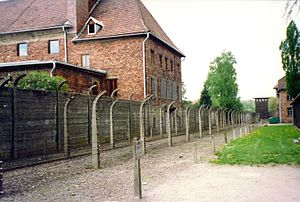Auschwitz I concentration camp