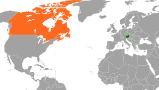 Austria–Canada relations Diplomatic relations between the Republic of Austria and Canada