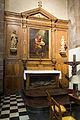 Autel de saint Louis et sainte Anne de la basilique saint Sauveur (Rennes, Ille-et-Vilaine, France).jpg