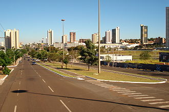 Campo Grande - Campo Grande is the state's most important educational centre.
