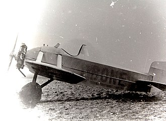 Avia BH-10 - Image: Avia BH 10