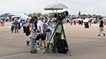 Aviation Photographer Photographing Airliner Taking off on Apron 20140719.jpg