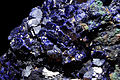 Azurite cristallisée (Chine) 1.jpg