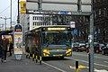 Bělehrad, Dečanska, autobus.jpg